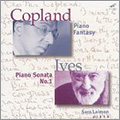 Music CD - Copland and Ives