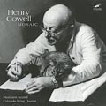 Music CD - Henry Cowell