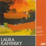 "Albany Records Announces New Release: <br>""The Music of Laura Kaminsky"""