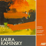 CD - Music by Laura Kaminsky